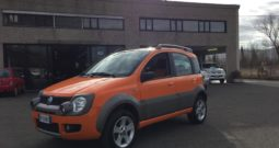 FIAT PANDA 4X4 CROSS 1.3 MTJ