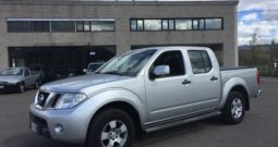 Nissan Navara 2.5 Dci Double Cab 190cv