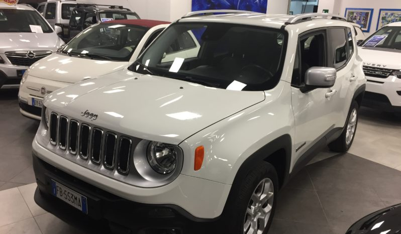 Jeep Renegade 1.6 Mjt 120 CV Limited full