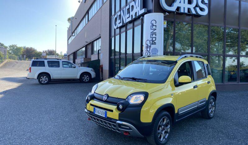 Fiat Panda 4×4 Cross 1.3 MTJ full