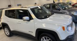 """Jeep Renegade 2.0 Mjt 140CV 4WD Active Drive """"LOW"""" LIMITED"""